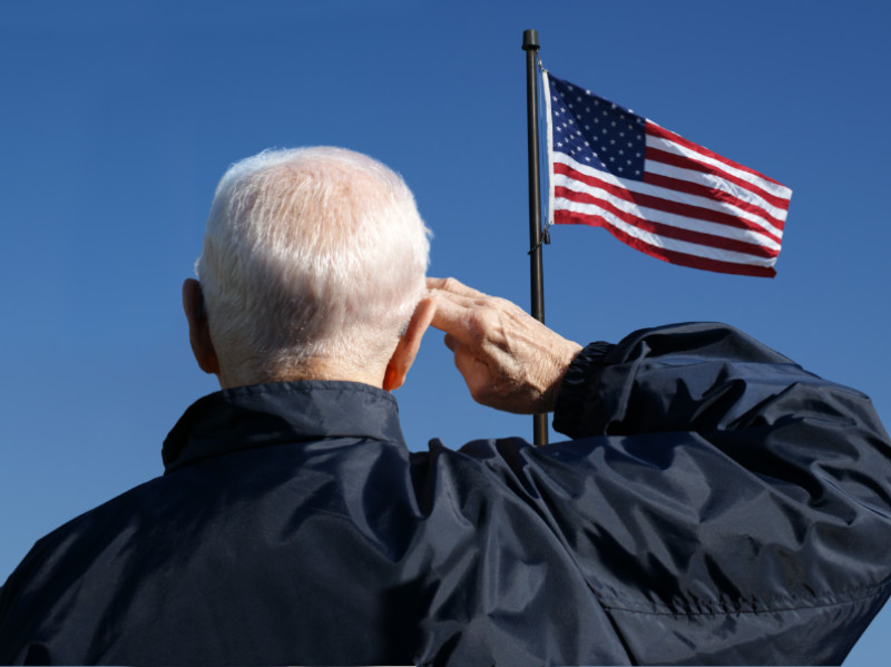 5 Ways You Can Help Out On Veteran's Day