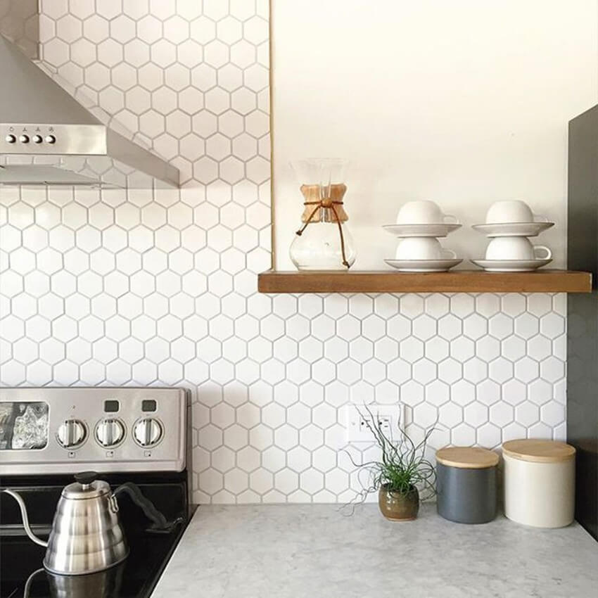 Your kitchen backsplash might need a revamp.