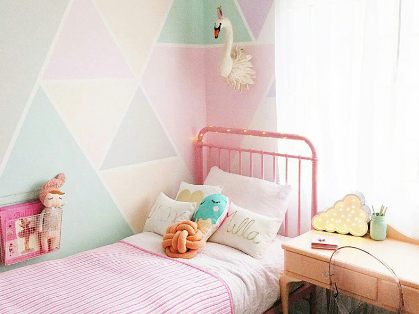 6 Tips To Make Painted Walls Look Like Wallpaper