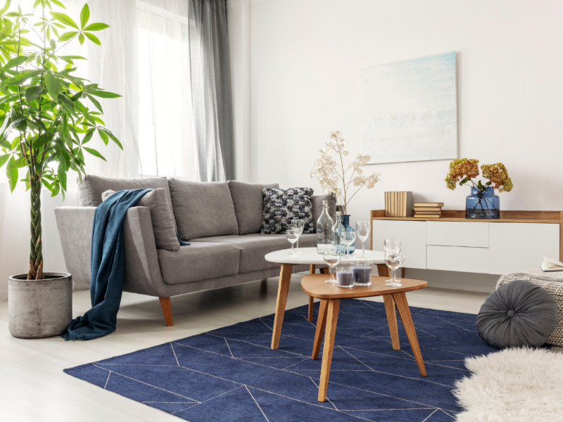 How To Upgrade Your Living Room Only Changing One Thing