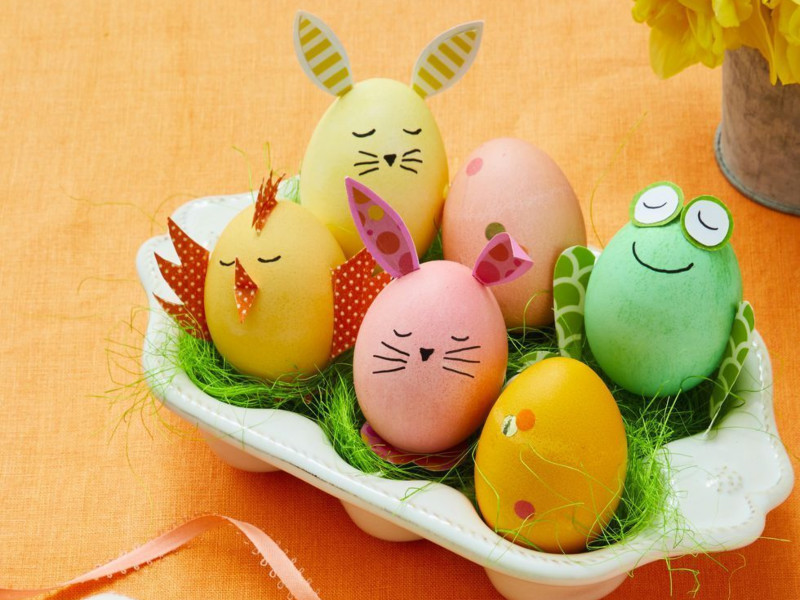 10 Easy Easter DIY Crafts Anyone Can Do