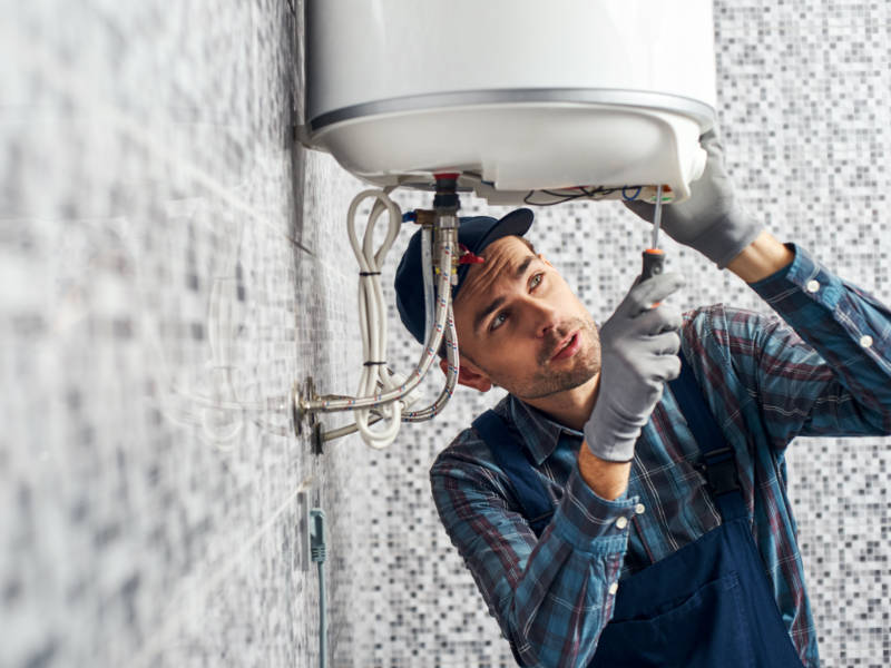 Leaking Water Heater? Here's How To Fix it