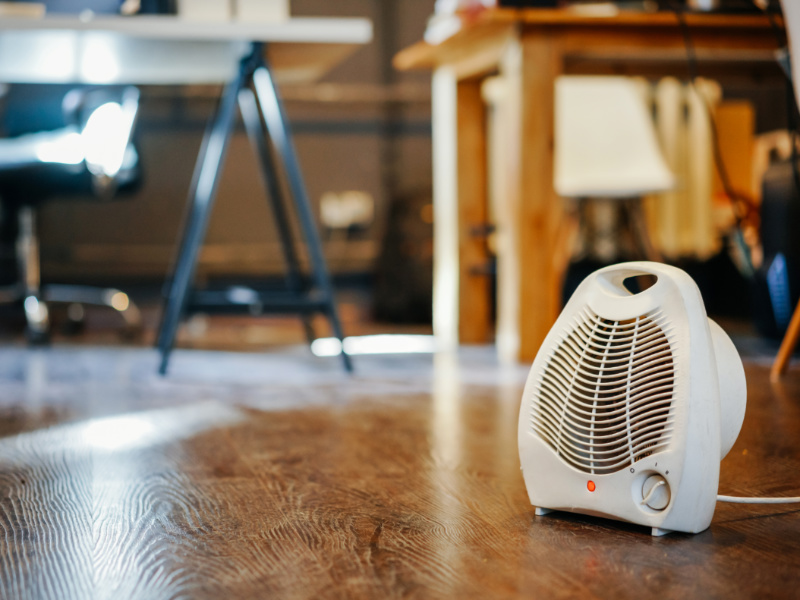 5 Basic Precautions You Should Take With a Space Heater