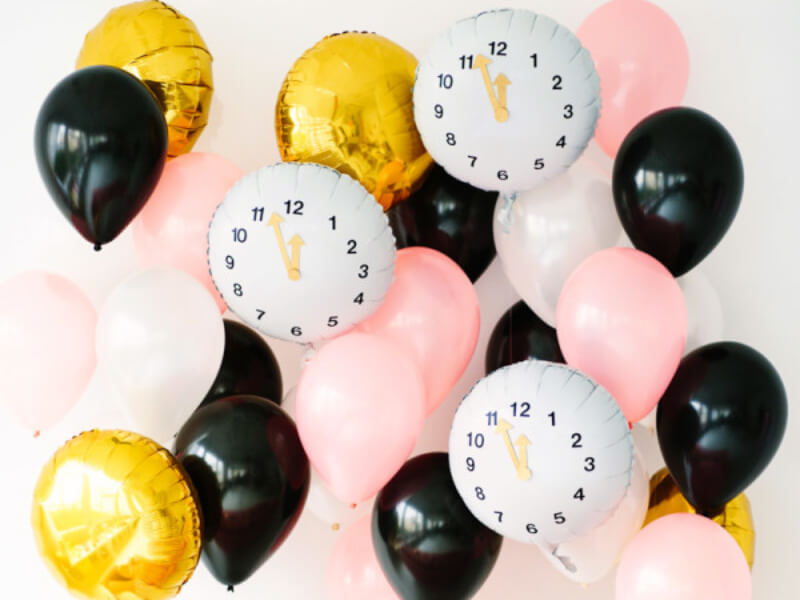 8 Beautiful New Year's Decoration Ideas To Start 2020 In Style