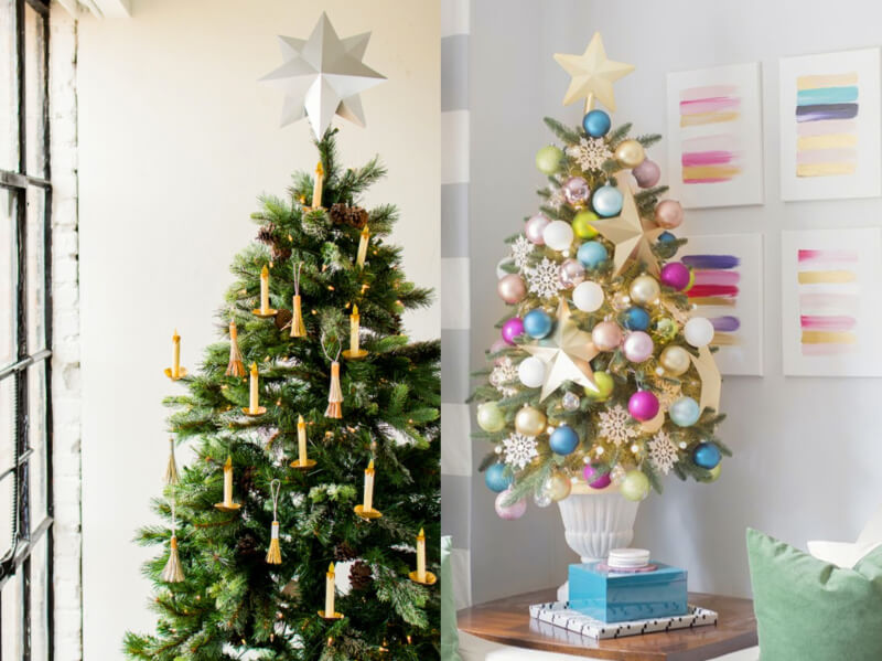 10 Most Gorgeous Christmas Tree Decoration Ideas