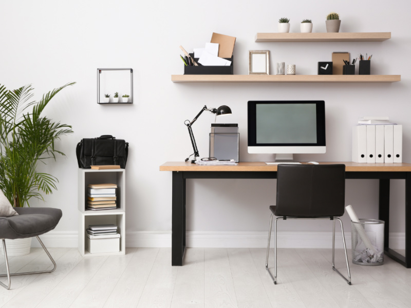 7 Home Office Organization Tips To Make It More Functional