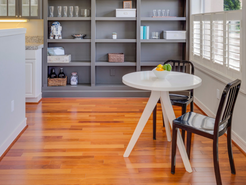 How To Properly Refinish Hardwood Floors