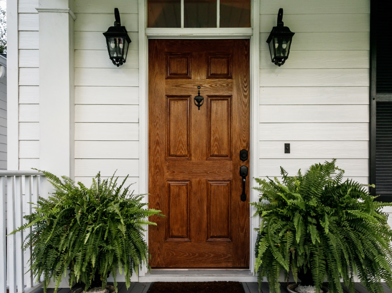 7 Ways To Upgrade The Front Door and Improve Your First Impression