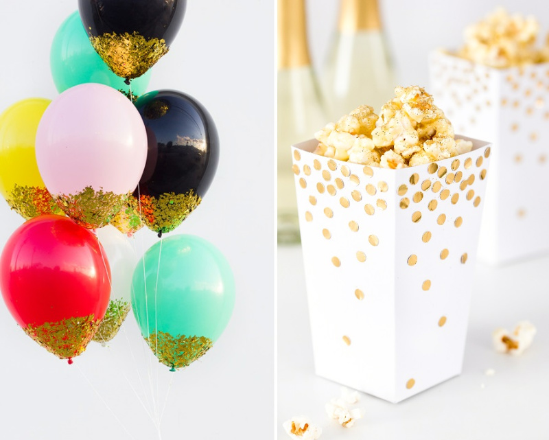 7 Delightful Decoration Ideas For New Year's Eve