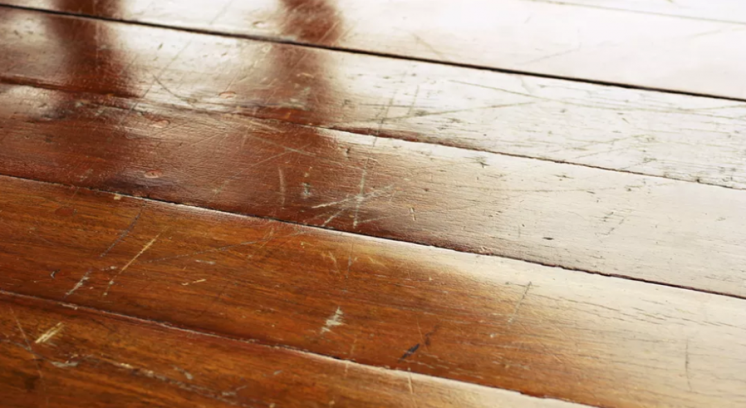 How To Deal With Scratched Wood Floors
