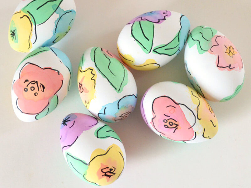 8 Amazing Egg Decorations that Are Creative and Fun